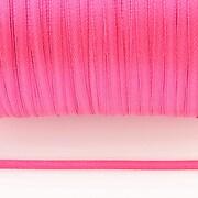 Snur saten latime 3mm (10m) - fucsia