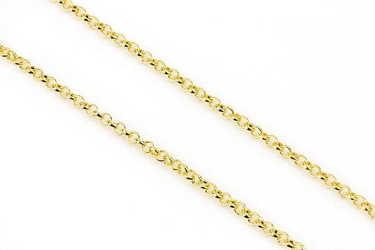 Lant auriu 2,5mm (49cm)