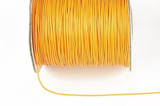 Snur cerat grosime 0,8mm, galben porumb (10m)