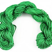 Ata nylon, grosime 1mm, 20-22m, verde iarba