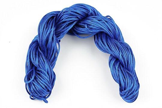 Ata nylon, grosime 1mm, 28m, albastru
