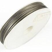 Sarma siliconata argintie grosime 0,50mm, rola de 35m