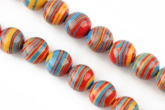 Compozit multicolor sfere 10mm