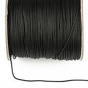 Snur nylon cu guta in interior grosime 1mm (10m) - negru