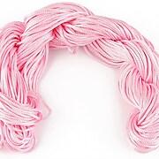 Ata nylon, grosime 1mm, aprox. 20-22m, roz