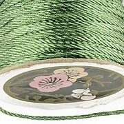 Snur nylon impletit grosime 2mm (1m) - verde salvie