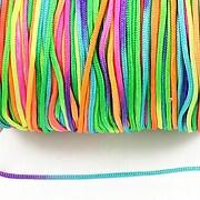 Snur nylon grosime 1,5mm (5m) - multicolor