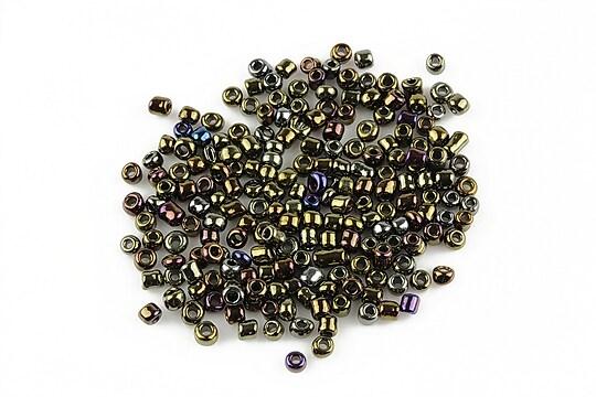 Margele de nisip 2mm (50g) - cod 119 - multicolor