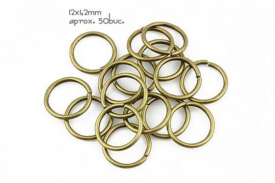 Zale bronz 12mm (grosime 1,2mm)