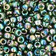 Margele Toho rotunde 11/0 - Trans-Rainbow Olivine