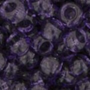 Margele Toho rotunde 6/0 - Transparent Sugar Plum