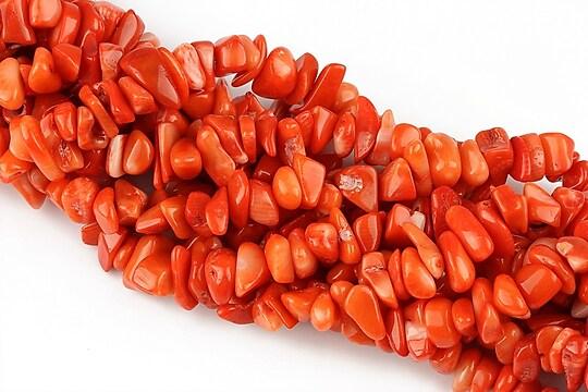 Chipsuri coral portocaliu
