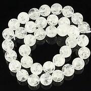 Sirag cristal de gheata sfere 10mm