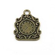 Pandantiv bronz ceas 29x23mm