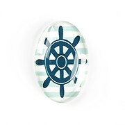 Cabochon sticla 30x20mm cod A5575