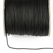 Rola snur nylon cu guta in interior grosime 1mm - 180m - negru
