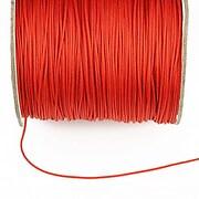 Rola snur nylon cu guta in interior grosime 1mm - 180m - rosu