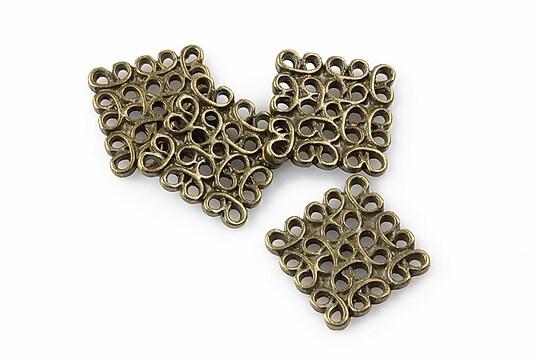 Link bronz romb 20mm