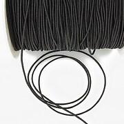 Elastic 1mm - negru (5m)