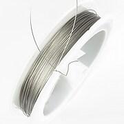 Sarma siliconata argintie grosime 0,30mm, rola de 100m