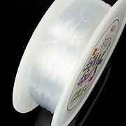 Guta elastica transparenta, grosime 0,6mm, rola 100m