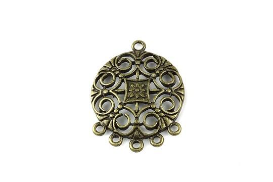 Chandelier bronz 31x24mm