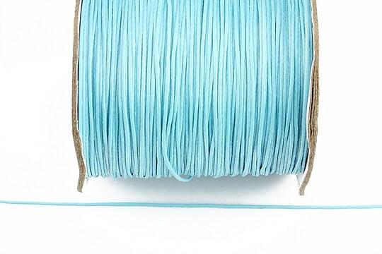 Snur cerat grosime 0,8mm, bleu (10m)