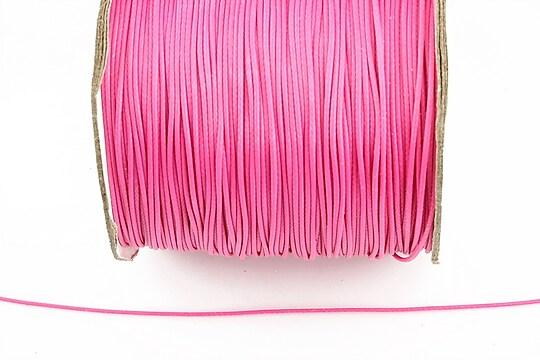 Snur cerat grosime 0,8mm, roz (10m)