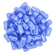 Margele CzechMates BRICKS 3X6mm - Pearl Coat - Baby Blue