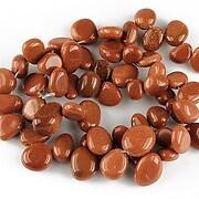 Sirag goldstone nuggets 7-12x9-14mm