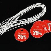 Etichete reducere 25% 20mm (10buc.)