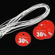 Etichete reducere 30% 20mm (10buc.)