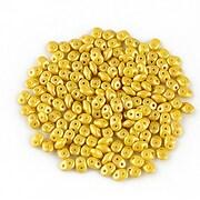 Margele Super Duo 2.5x5mm - Powdery - Yellow