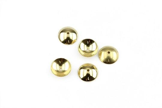 Capacele otel inoxidabil 304 auriu 8mm