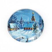 "Cabochon sticla 30mm ""Christmas"" cod 1424"