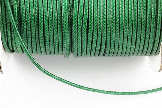 Snur cerat grosime 2mm, verde inchis (5m)