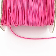 Snur cerat grosime 1mm, roz (10m)