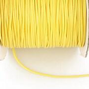 Snur cerat grosime 1mm, galben (10m)
