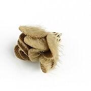 Pandantiv material textil si agatatoare aurie 21~22x16~18mm