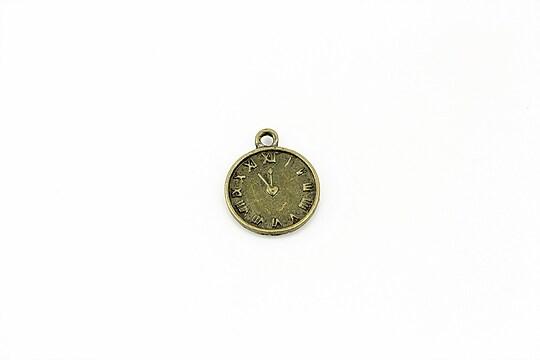 Charm bronz  ceas 16x12mm