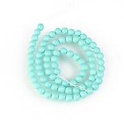 Sirag perle tip Mallorca sfere 5mm - turcoaz