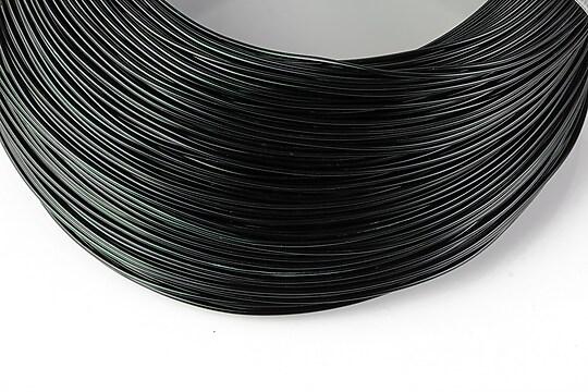 Sarma de modelaj aluminiu, grosime 1mm, 1 metru - negru