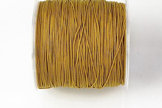 Snur nylon Dandelion grosime 0,5mm, rola de 180m - bej auriu