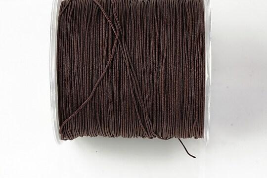 Snur nylon Dandelion grosime 0,5mm, rola de 180m - maro
