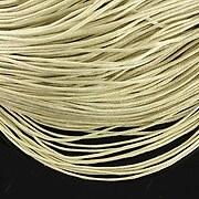Ata bumbac cerat grosime 1mm, legatura de 70m - ivoire
