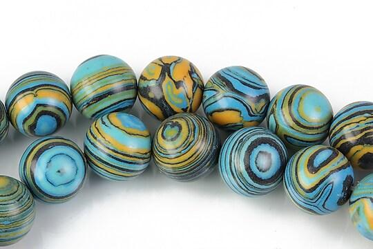 Compozit albastru sfere 12mm