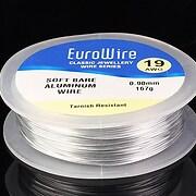 Rola sarma de modelaj aluminiu, grosime 0,9mm, 167 gr. - 97m