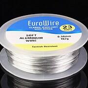 Rola sarma de modelaj aluminiu, grosime 0,56mm, 167 gr. - 250m