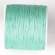 Snur nylon pentru bratari grosime 1mm, rola de 100m - turcoaz deschis