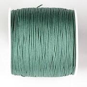 Snur nylon pentru bratari grosime 1mm, rola de 100m - verde deschis